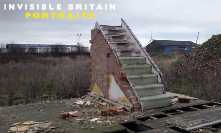 INVISIBLE BRITAIN – NEW PORTRAIT BOOK PROJECT