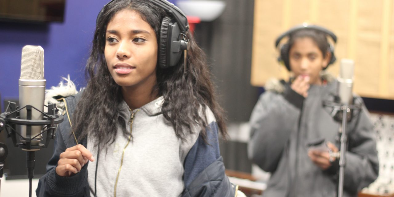INTRODUCING THE YOUNG WOMEN'S MUSIC PROJECT