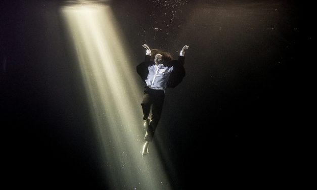 SINK OR SWIM: HELPING TO EXPLAIN DEPRESSION THROUGH DANCE